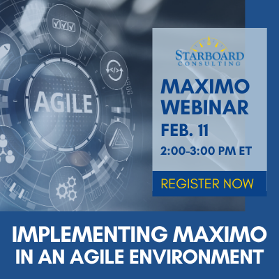 Implementing Maximo in Agile Webinar