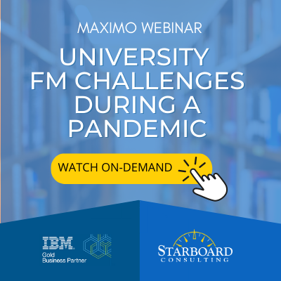 University FM Challenges During a Pandemic