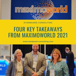 Key Takeaways from Maximo World 2021